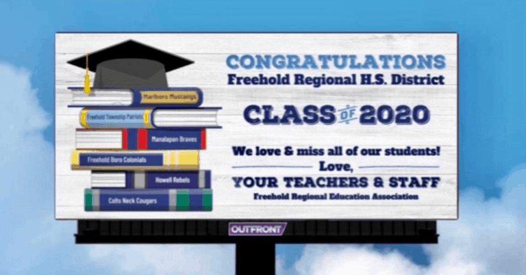FREA Salutes our Class of 2020 Grads