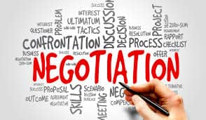Negotiations Updates