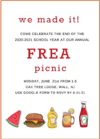 End of Year FREA Party!